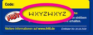 Beispiel Code Sticker
