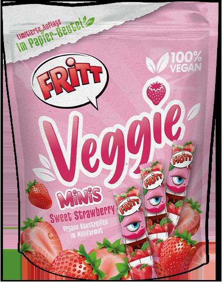 FRITT Veggie Minis Pouch
