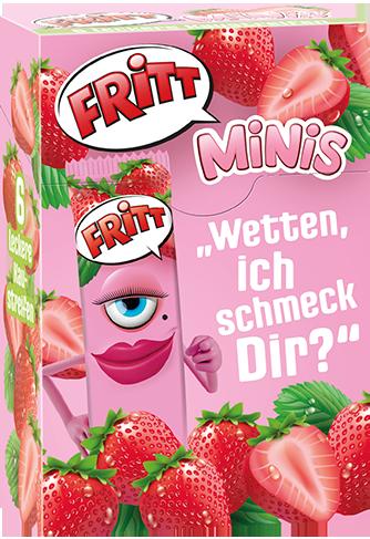 FRITT Litschi Erdbeer